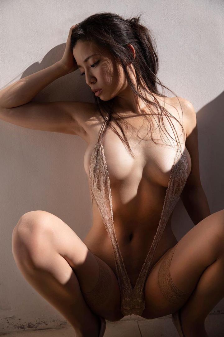 Big tits lingerie