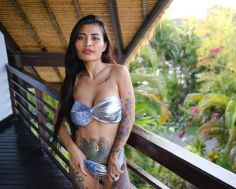 Coco-Suay inked Thai babe