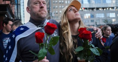 9/11 20 years anniversary  As US mourns attacks, tributes pour in for 'heroes', victims
