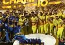 Chennai Super Kings wins fourth IPL title