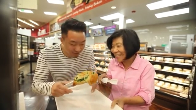 Popular short film in Youtube:THINGS ASIAN PARENTS DO AT SUPERMARKET
