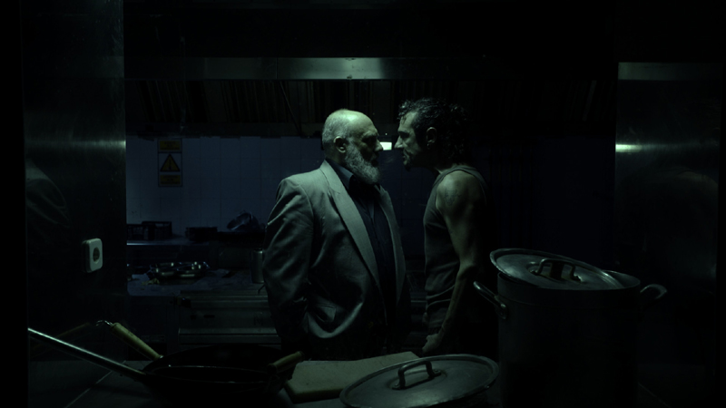 Spain Feature Film: Lone Wolves