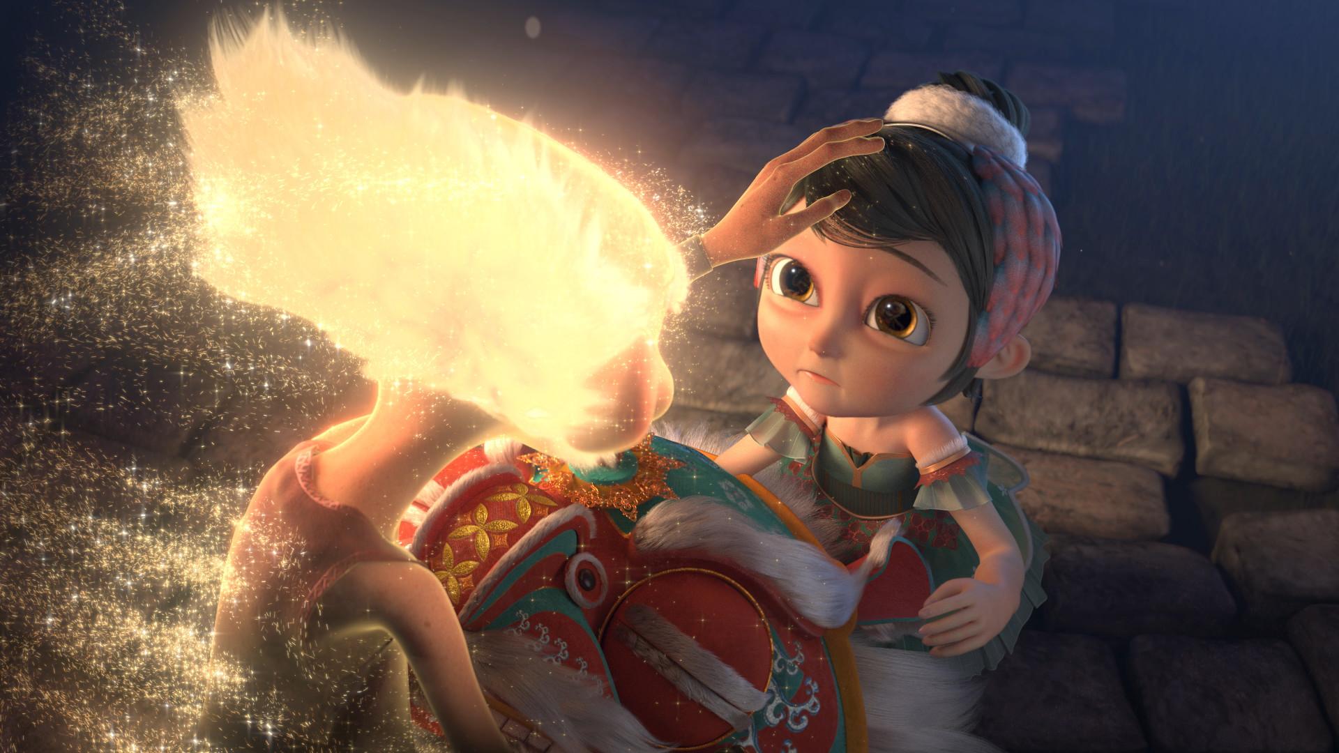 U.S. Animation Short : RenaiDance    美国动画短片