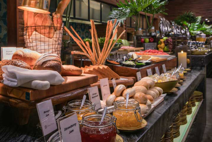 Astoria Palawan Reserve Buffet