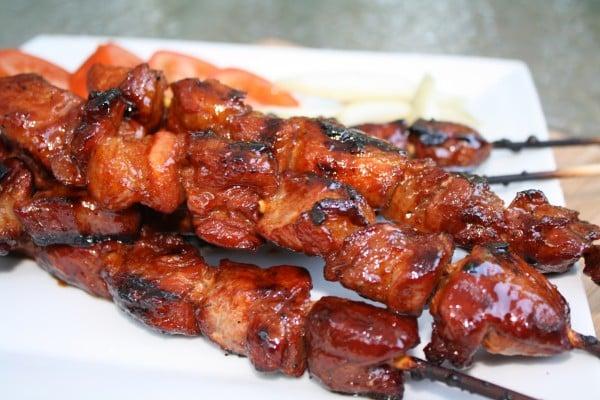 Image result for filipino barbecue sticks