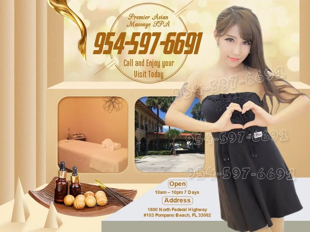 Enjoy Wonderful Asian Massage,  Best Value Massage Deerfield Beach