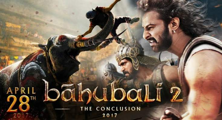 Baahubali 2 - The Conclusion - Poster