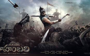Baahubali the Beginning - Poster