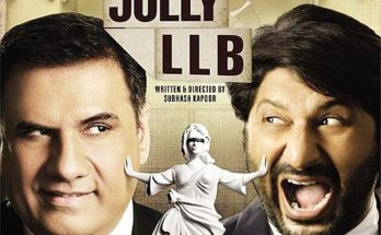Jolly LLB Poster