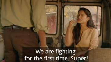 Fighting - Happy Journey - Priya Bapat