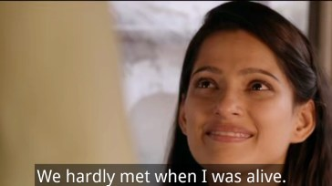 We Hardly Met When I was Alive - Priya Bapat - Happy Journey