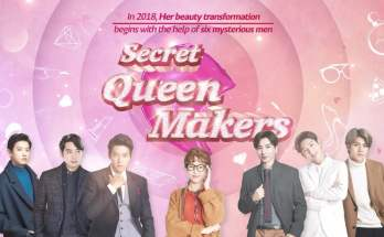 Secret Queen Makers-Poster-EXO-Chanyeol-2PM-Chansung-Hwang-Chi-Yeol-Go-Won-Hee-Super-Junior-Leeteuk-Lee-Joon-Gi-Sehun