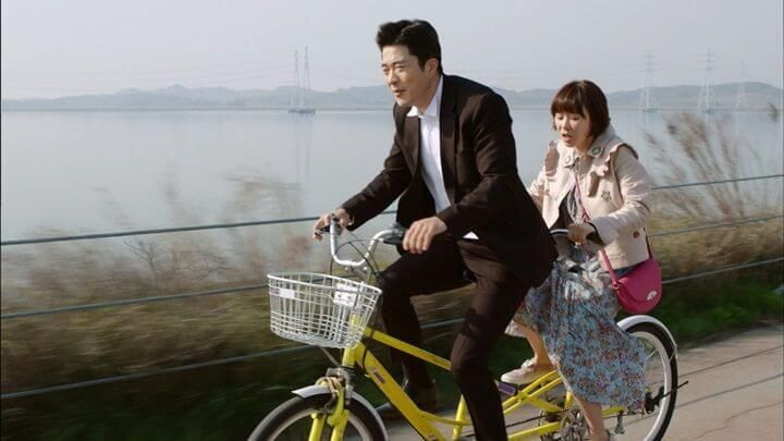 Choi Kang hee, Kwon Sang woo - Queen of Mystery - Batmobile
