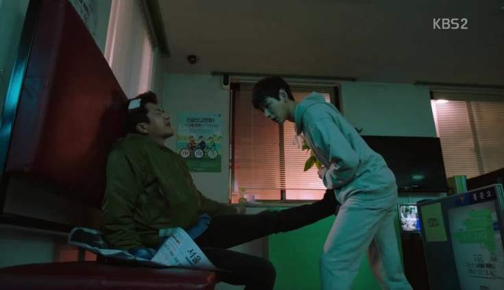 Choi Kang hee, Kwon Sang woo - Queen of Mystery - Cramps