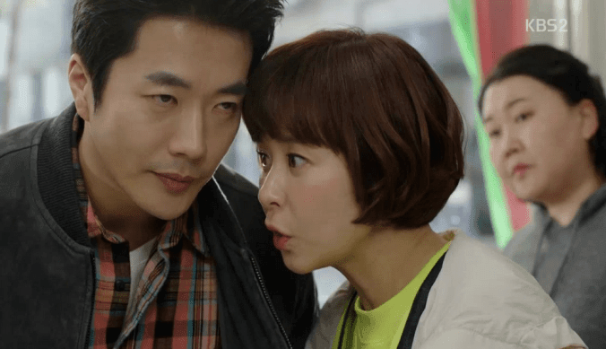 Choi Kang hee, Kwon Sang woo - Queen of Mystery - Hideout
