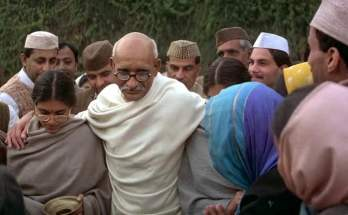 Gandhi - Ben Kingsley - Featured
