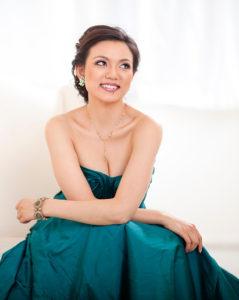 Soprano Lei Xu (Photo: Dario Acosta