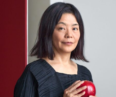 Yoko Tawada (photo: Nina Subin)