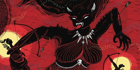 From Ramayana: An Illustrated Retelling