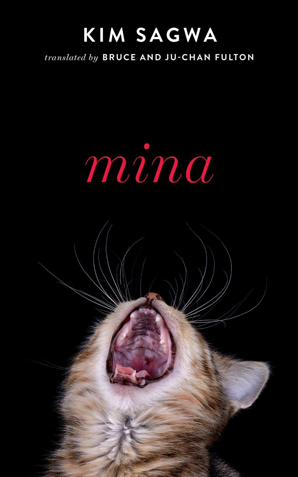 Mina, Kim Sagwa, Bruce Fulton (trans), Ju-Chan Fulton (trans) (Two Lines Press, October 2018)