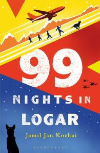 99 Nights in Logar, Jamil Jan Kochai (Bloomsbury, Feb 2019; Viking, January 2019)