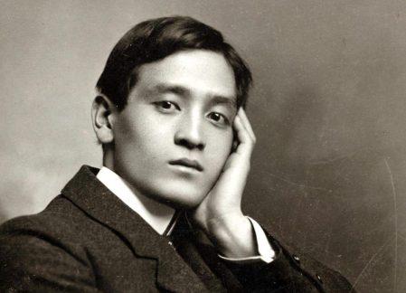 Yone Noguchi (via Wikimedia Commons)