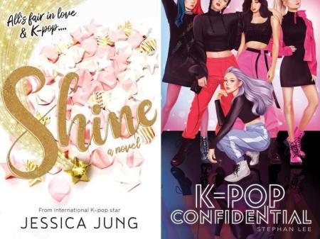 Shine, Jessica Jung (Simon & Schuster Books, September 2020); K-pop Confidential, Stephan Lee (Point, September 2020)