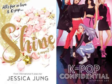Shine, Jessica Jung (Simon & Schuster Books, September 2020); K-pop Confidential, Stephan Lee (Point, September 2020)
