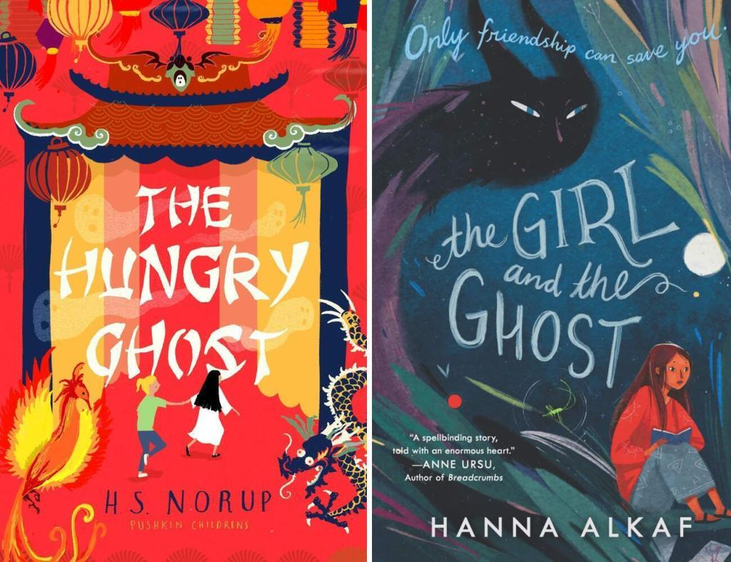 The Hungry Ghost , HS Norup (Pushkin Press, September 2020); The Girl and the Ghost, Hanna Alkaf (HarperCollins, August 2020)