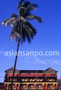 ミャンマー ヤンゴン・政庁