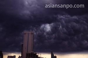 タイ バンコク・嵐