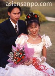 ラオス ビエンチャン・結婚式