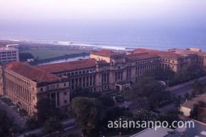 スリランカ コロンボ・旧国会議事堂