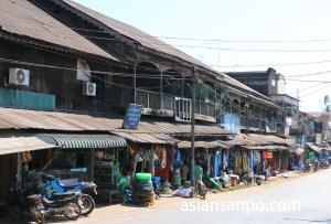 ミャンマー バゴー-パアン