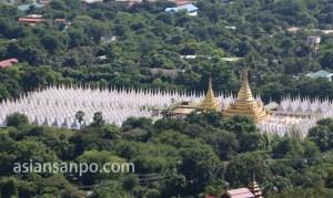 ミャンマー マンダレーヒル