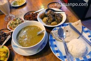 161108ミャンマー カローのネパール料理
