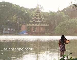 ミャンマー タウングー