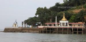 ミャンマー コータウン ビクトリアポイント
