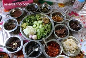 ミャンマー パアン サン・マ・トゥ・レストラ