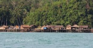 ミャンマー ベイ メルギー諸島