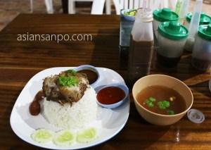 ミャンマー ボーピン タイ料理