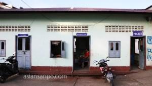 ミャンマー コータウン イミグレーション