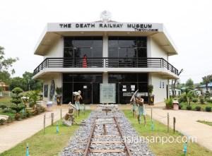 ミャンマー タンビュッザヤ 泰緬鉄道