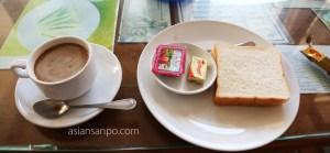 ミャンマー コータウン 朝食