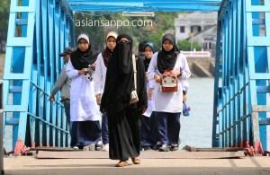 ミャンマー コータウン イスラム教