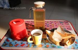 ミャンマー ベイ 朝食