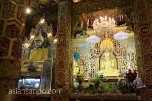ミャンマー ラカイン州 マハムニパヤー