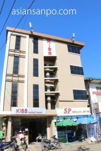 ミャンマー シットウェ ホテル