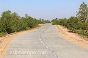 ミャンマー ミャウー-シットウェ