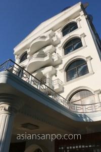 ミャンマー パテイン ホテル